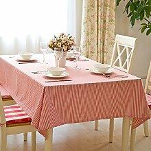 GFYWZ Zu Hause einfach Tischdecke , 3 , 140*240cm