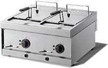 GGG Elektro-Fritteuse 600x600x270mm