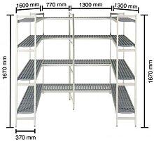 GGG - Regalsystem für Kühlzellen,