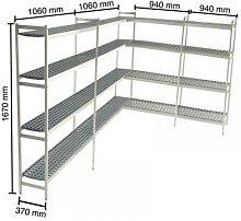 GGG - Regalsystem für Kühlzellen