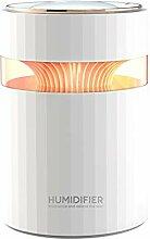 GGsheng USB-Luftbefeuchter mit Doppeldüse, 900