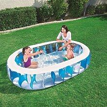 ggsw Aufblasbare Pools Aufblasbares Schwimmbecken