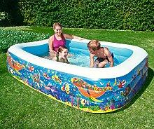 ggsw Aufblasbare Pools Familienpool Aufblasbar