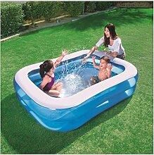 ggsw Familienpool Aufstellpool Aufblasbare Pools