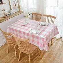 GHGD 140x200cm-Tischdecke Home Decor Esstischdecke