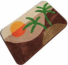 GHGMM Teppich Fußmatten, anpassbar Haushalt