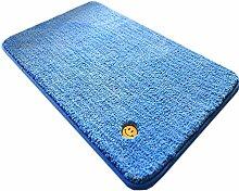 GHGMM Teppich Fußmatten, Haushalt Wasseraufnahme