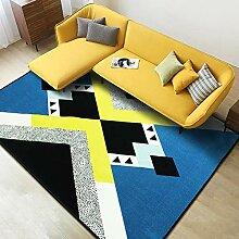 GHGMM Teppich im nordischen Stil, für Sofa,
