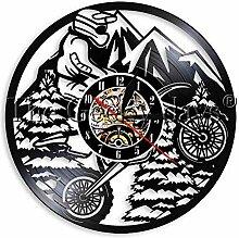 GHGXGJ 1 Stück Motorrad Reiten Schallplatte