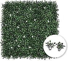 GHLSDXTJ Künstliche Efeu Garten Sichtschutz 60 ×