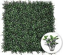 GHLSDXTJ Künstliche Efeu Garten Sichtschutz