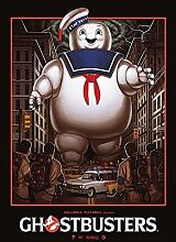 Ghostbusters Vintage Classic Filmposter (A0 –