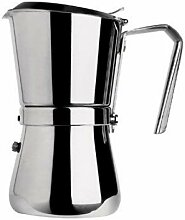 Giannini 103 Espressokocher, Silber