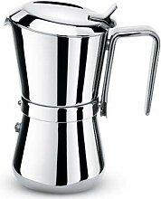 Giannini 3/1 Tassen Espressokocher, Induktion,
