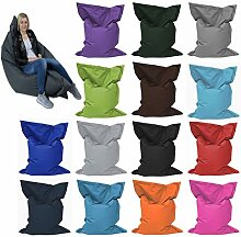 GiantBag Sitzsack 17 Farben Chill Out Liege &