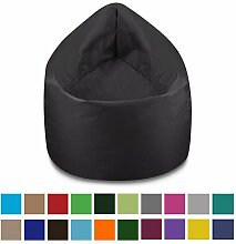 GiantBag Sitzsack Beanbag Drop Shape Birnenformig