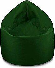GiantBag Sitzsack Beanbag Drop Shape Birnenformig