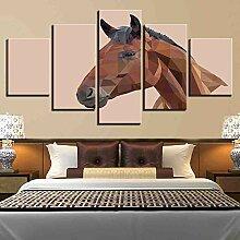 GIAOGE Home Wohnzimmer Wanddekoration Moderne