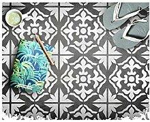 GIBRALTAR FLIESE Wand Möbel Fußboden Schablone