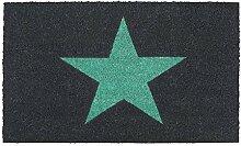 Gift Company Fußmatte Stern 45 x 75 cm aus