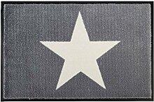 Gift Company - waschbare Fußmatte - Stern, Star -