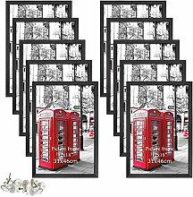 Giftgarden Posterrahmen Bilderrahmen Set für