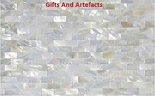 Gifts And Artefacts 91,4x 61cm Rechteck weiß