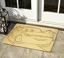 GiftSolutions Lightning McQueen Fußmatte Auto