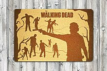 GiftSolutions Walking Dead Fußmatte Walking Dead