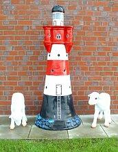 Gigantischer Leuchtturm 172 cm für den Garten mit