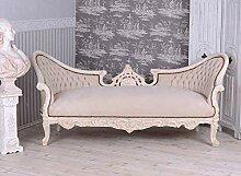 GIGANTISCHES Salon Sofa BAROCK Couch SITZBANK
