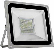 Gighlofe 100W LED Fluter Scheinwerfer Strahler
