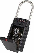 Gigue Schlüsseltresor, Tragbarer Schlüssel-Safe