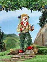 Gilde Clown 'Weinlese', 15,5 cm,