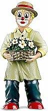 Gilde Clown Der Blumenkorb Figur des Jahres: 2017