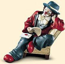 GILDE Clown Der Liebesbrief