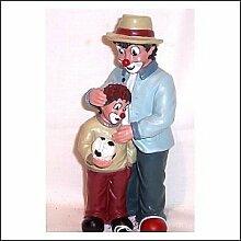 Gilde Clown Figur Der Traurige