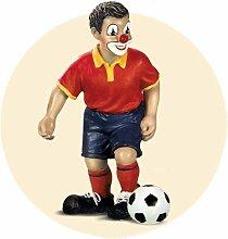 Gilde Clown Spielmacher rot/gelb SONDERPREIS !!!