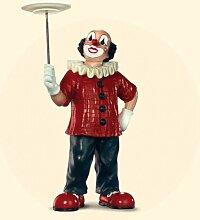 GILDE Clown Tellerjongleur