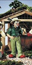 Gilde Clown - Vogelfreund - Handbemalte
