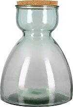 GILDE Deko-Glas Terrarium Senna (1 Stück) 27x34