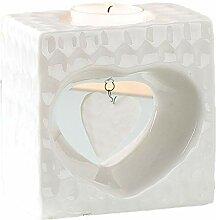 GILDE Deko-Teelichthalter Kerzenhalter