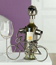 GILDE Flaschenhalter Fahrradfahrer Fahrrad