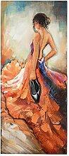 GILDE Gallery Bild Barefoot Tango - Kunstobjekt -