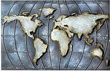 GILDE Gallery Bild Planet Earth - Kunstobjekt -