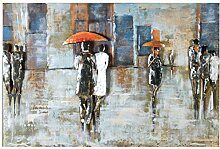 GILDE Gallery Bild Rainy Day - Kunstobjekt -