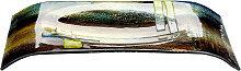 GILDE GLAS art Dekoschale Schale Campo,