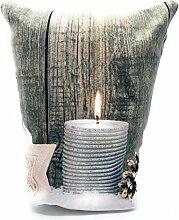 Gilde LED Türstopper Kerze ca 22 cm auch zum