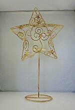 GILDE Windlicht Stern 38 cm