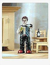 Gildeclownsclub Figur Gilde Clown Wohl bekomms